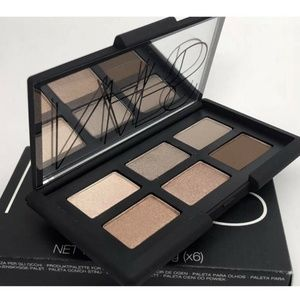 NARS Long Hot Summer Eyeshadow Palette #8447 - 6 N